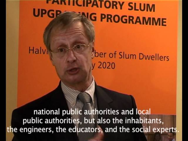 The programme's contribution to local improvement. .avi