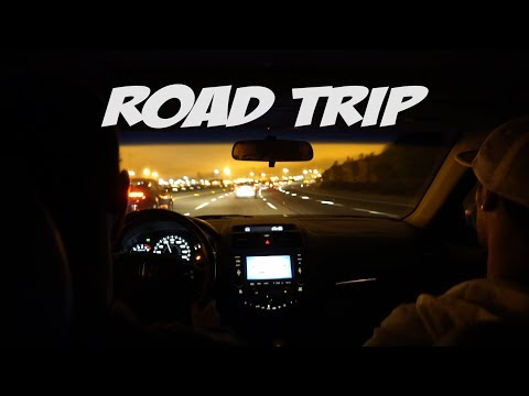 ROADTRIP WITH JOHN GETZ AND FRIENDS !!! - NKA VIDS  -