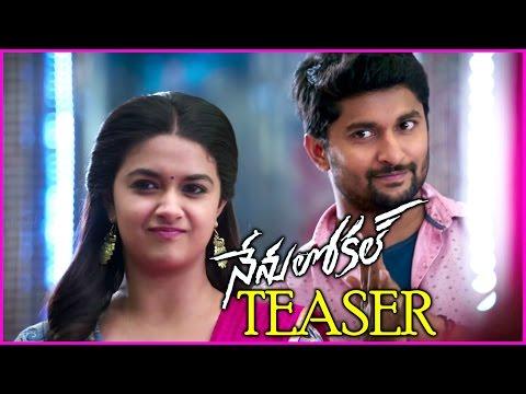 Nenu Local Teaser/Trailer | Nani | Keerthi Suresh | Dil Raju | Latest Telugu Movie 2016