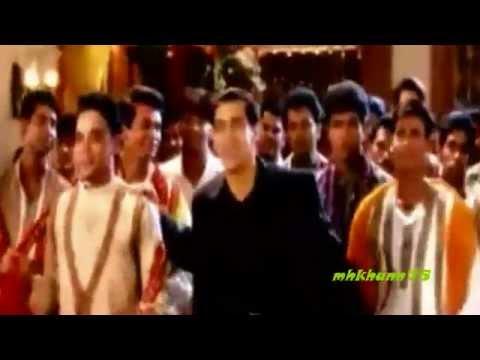 Aap Ka Aana Dil Dhadkana - Salman Khan - Kajol. sS.N