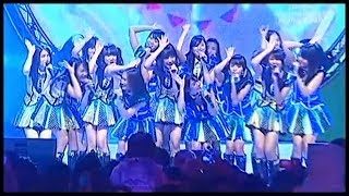 JKT48 - First Rabbit @ Pesta Viva World Cup ANTV [13.10.27]