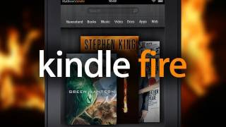 Kindle Fire & New Kindles - Recap & Impressions