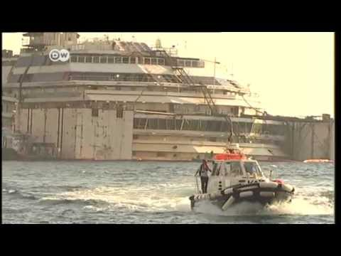 Operation begins to refloat Costa Concordia | Journal