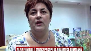 Download ZILELE FILMULUI ÎI ATRAG PE COPII LA BIBLIOTECA JUDEŢEANĂ 3Gp Mp4