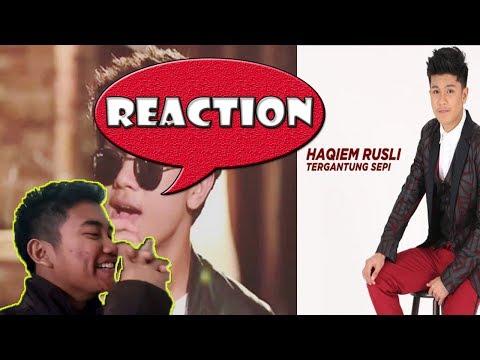 Haqiem Rusli-Tergantung Sepi Music MV REACTION