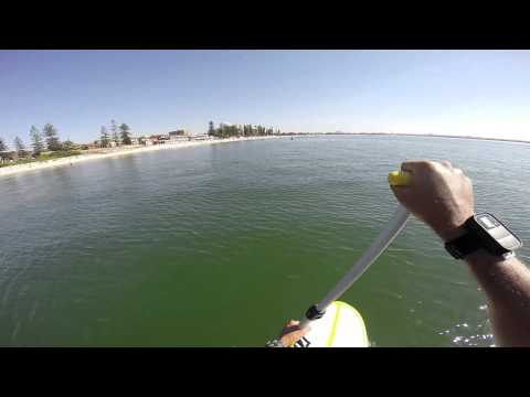 Botany Bay tour by SUP (em português) - GoPro head mount