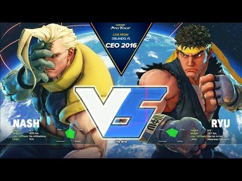 SFV: RZR Infiltration vs Tokido - CEO 2016 Grand Final - CPT 2016