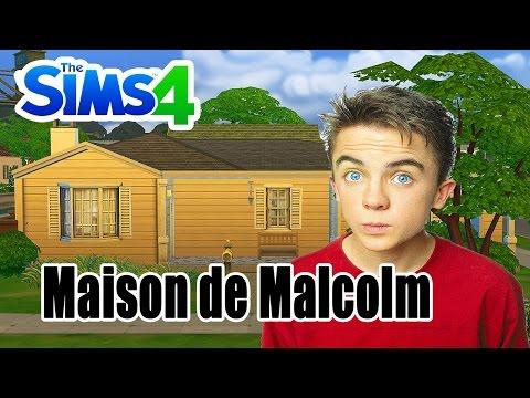 Déco & Co SIMS 4 - Maison de Malcolm!