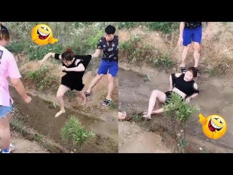 Hài Hước Mới - Video Hài 2019 - P2 || Giải trí tốt nhất || Chatvl