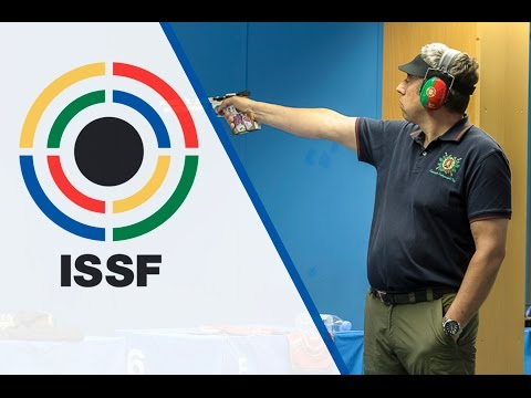 Finals 10m Air Pistol Men - 2015 ISSF Rifle and Pistol World Cup in Munich (GER)