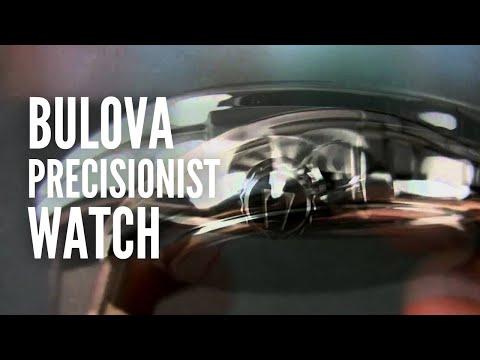 Bulova Precisionist Wristwatch