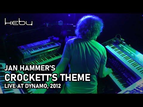 Jan Hammer - Crockett's Theme (live by Kebu @ Dynamo)