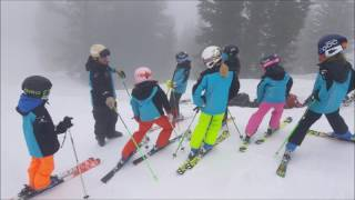 Mammoth ski camp, 9 and 10 year olds