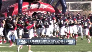 #CAAFB Claims Six Spots In TSN Preseason Poll