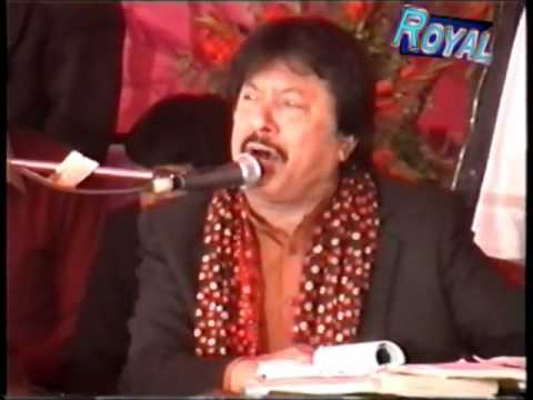 attaullah khan Bewafa Youn Tera Muskurana.flv