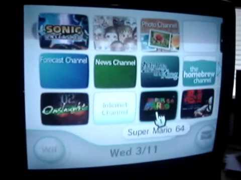Instalando e Utilizando emuladores no Wii (Snes e MasterSystem) - Parte 2 -