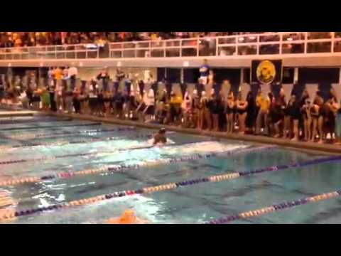 Brendan McHugh (52.97), Reece Whitley (53.23) 100-Yard Breast
