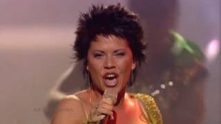 Luminita Anghel & Sistem Let Me Try Romania The Grand Final ESC Kiev 2005 HD