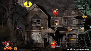 Funny Halloween Screensaver – Halloween Screensaver