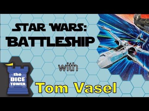 Star Wars Battleship Review - with Tom Vasel