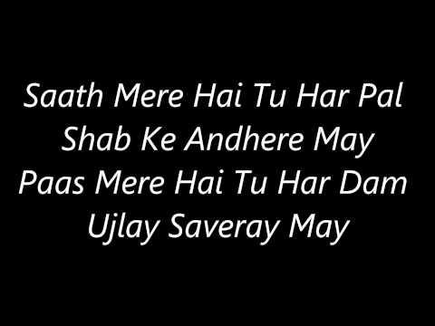 Atif Aslams Aadat ( Juda Ho Ke Bhi Remix )s Lyrics