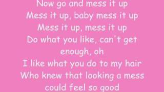 Ashley Tisdale - Hair (lyrics)