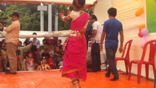 chakma girl munipuri dance cepz 15