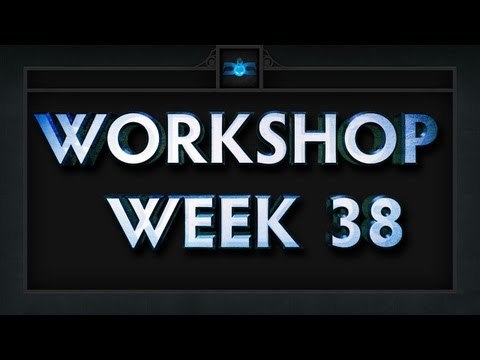 Dota 2 Top 5 Workshop - Week 38