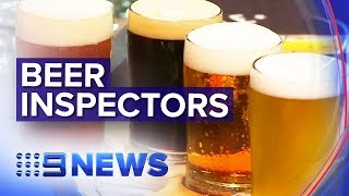 The people ensuring you're not getting ripped off at the pub | Nine News Australia