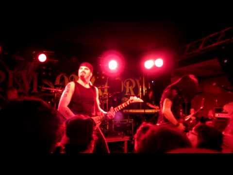 Crimson Glory Live @ Rocktemple Kerkrade Lady of Winter 15 8 2012