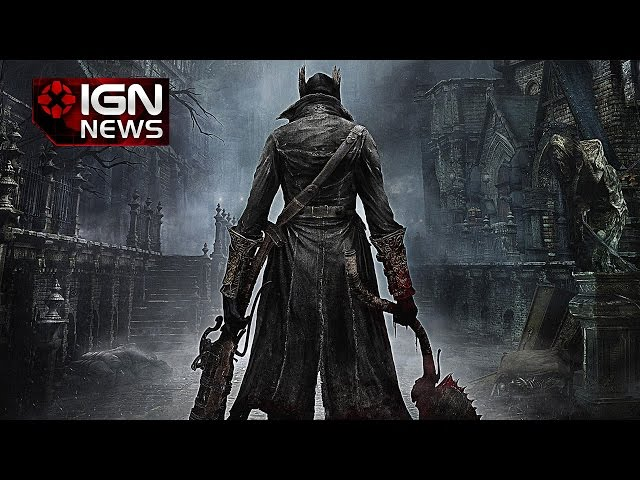 Someone Finished Bloodborne in 44 Minutes - IGN News