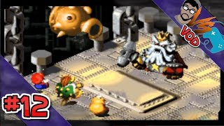 FINAL BOSS! - Let's Play Super Mario RPG Part 12 (SNES) [Twitch Livestream]