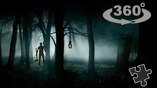 360° Horror - Massacre In The Mystery Forest VR (Burying Someone Alive)