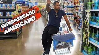 FOMOS A UM SUPERMERCADO AMERICANO - TO CHOCADO!