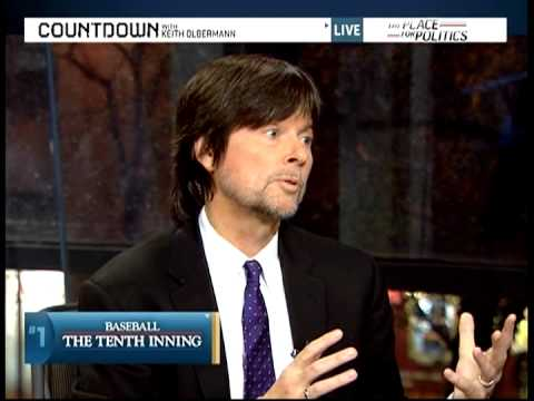 Keith Olbermann and Ken Burns Talk Baseball - 2010-09-27