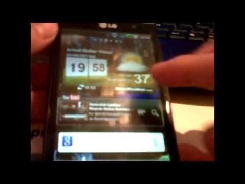 Juegos y aplicaciones para Lg Optimus 3d (Android) (Descargar) /parte 1/