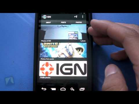 Google+ by Google Inc. | Droidshark.com Video Review for Android
