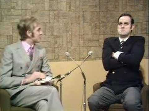Monty Python - Literay Football Discussion