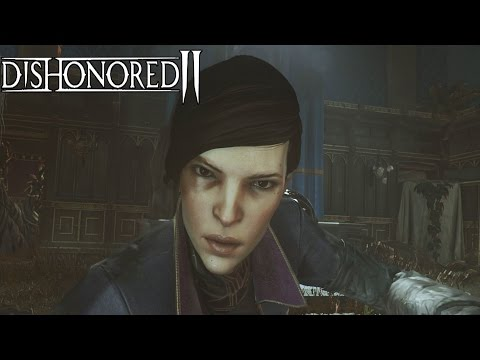 DISHONORED 2 Ending & Final Boss - (Low and High Chaos Endings)