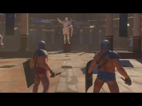 BATALLA EN EL COLISEO!! - c/ Alex (RYSE: Son Of Rome)
