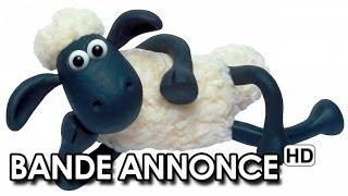 Shaun Le Mouton Bande Annonce Teaser (2015) HD