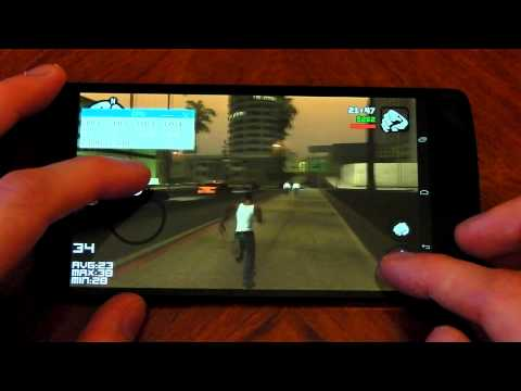 Nexus 5 - GTA : San Andreas - Performance Review