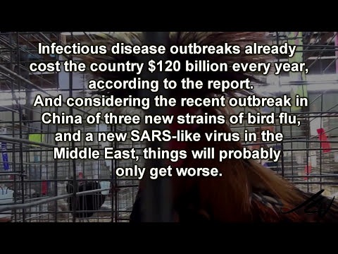 H1N1 Pandemic flu  2013/2014 virus outbreak returns -  YouTube