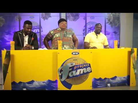 Abuja Audition Episode 1| MTN ProjectFame West Africa 8