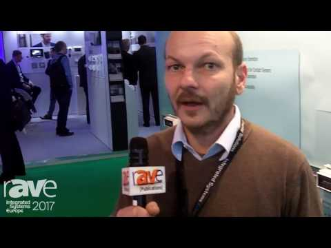 ISE 2017: P5 Demos FNIP 12xMZT Multi-Zone Ethernet Thermostat