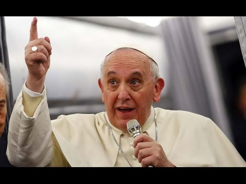 Pope announces first African trip