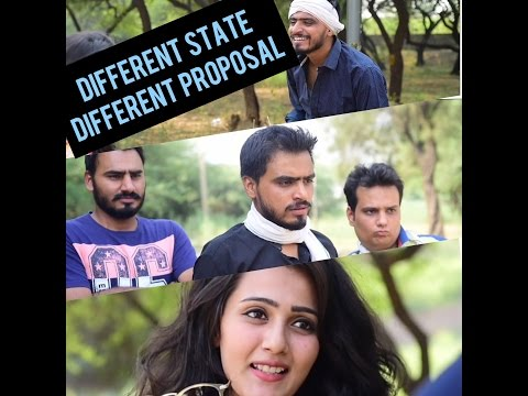 Different State - Different Proposal | Delhi UP Haryana