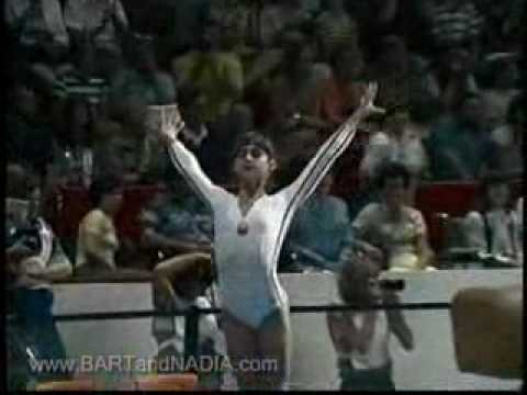 Nadia Comaneci small documentary