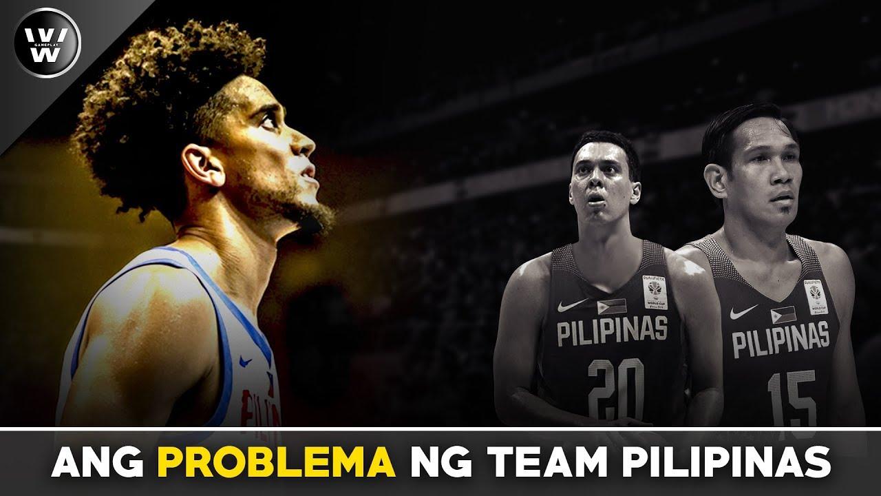 Ang Problema ng Team Pilipinas Kontra Iran