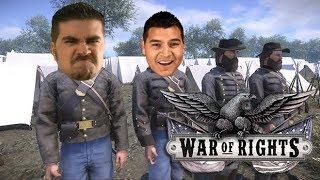 AngryJoe Plays War of Rights! [Civil War Game!]